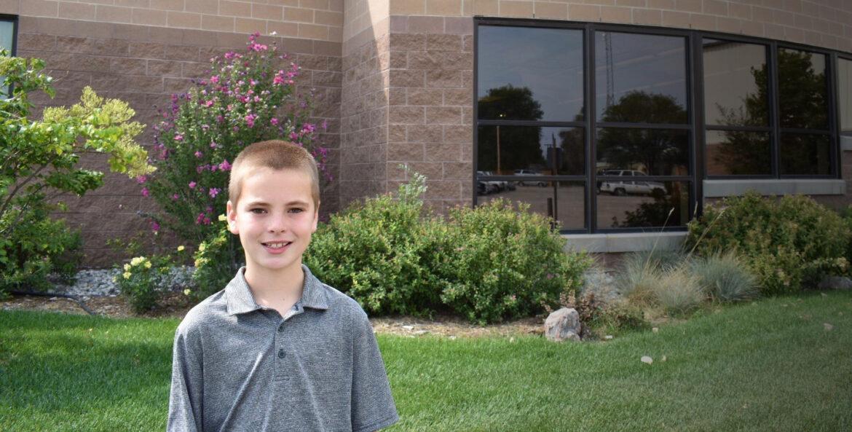 Reb Heller, Merino Elementary, Buffalo School District
