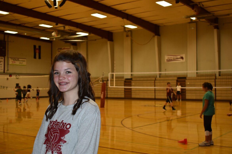 Jenna Gordon, Merino High School, Buffalo School District